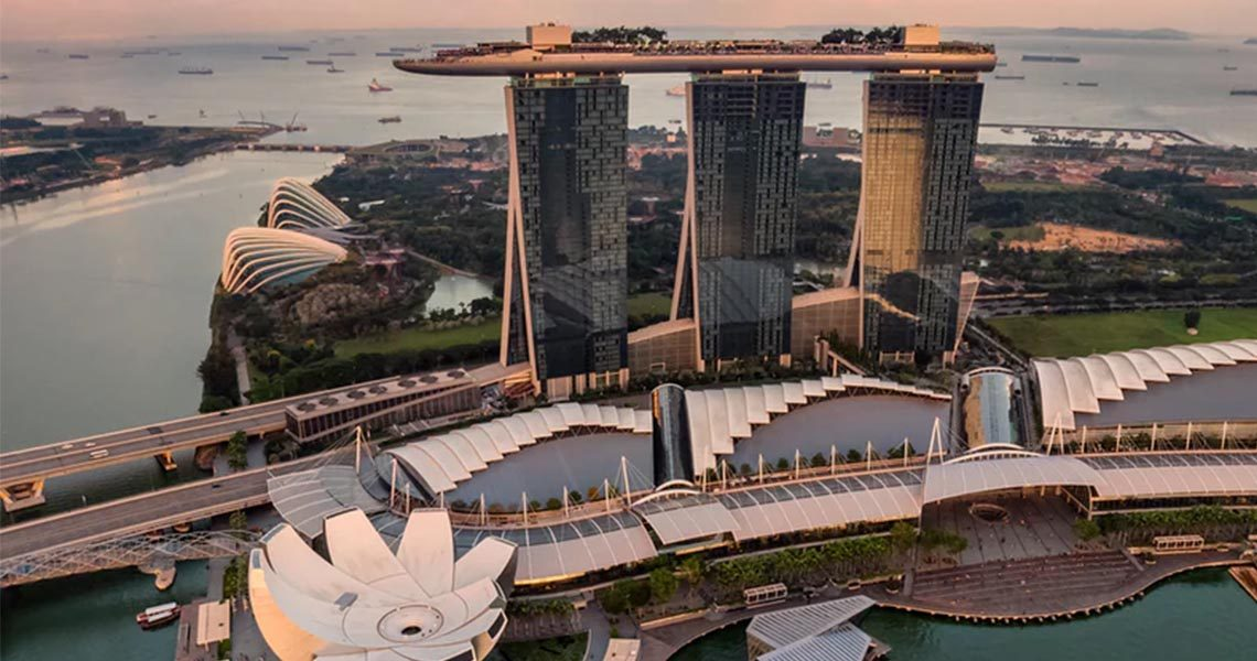 The Most Expensive City in Asia For Foreigners- Singapore